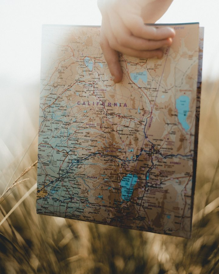 Mapping the way